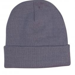 Basic Beanie with Roll Up