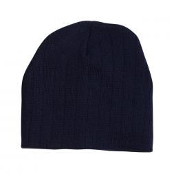 Navy Cable Knit